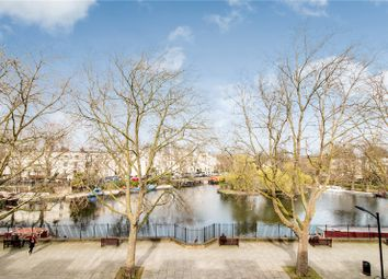 Thumbnail 2 bed maisonette for sale in Warwick Crescent, London