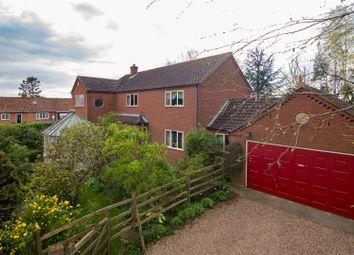 Thumbnail 4 bed detached house for sale in Halton Fenside, Halton Holegate, Spilsby