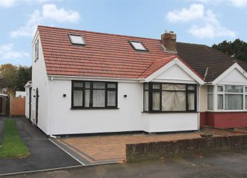 Thumbnail 4 bed semi-detached bungalow for sale in Herlwyn Avenue, Ruislip