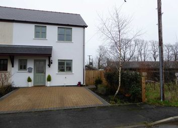 Thumbnail 3 bed semi-detached house for sale in Dungleddy Court, Clarbeston Road, Haverfordwest