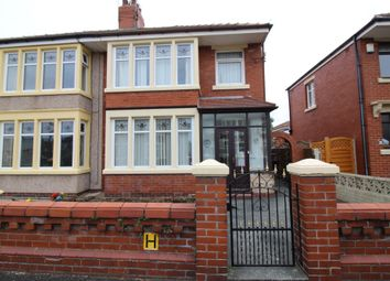 Thumbnail 3 bed terraced house for sale in Mersey Road, Fleetwood