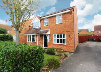 Thumbnail 3 bed end terrace house for sale in Melrose Drive, Elstow, Bedford