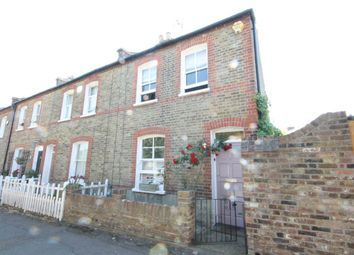 Thumbnail 2 bed end terrace house to rent in Holly Walk, Enfield, Middlesex