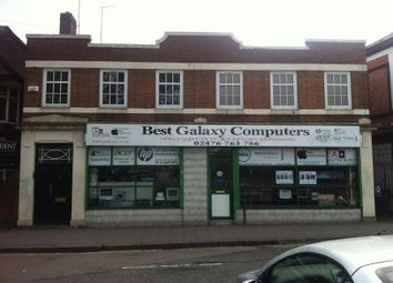 Thumbnail  Studio to rent in Far Gosford Street, Stoke, Coventry