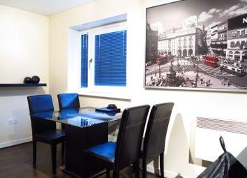 Thumbnail 2 bedroom flat to rent in Broad Gauge Way, City Centre, Wolverhampton