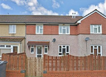 Thumbnail 3 bed terraced house for sale in Merryfield Avenue, Havant, Hampshire