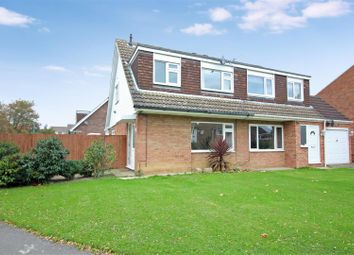 Thumbnail 3 bed semi-detached house for sale in Ludlow Avenue, Garforth, Leeds