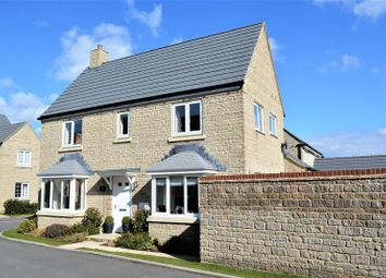 Thumbnail 3 bed detached house for sale in Chilton Field Way, Chilton, Didcot