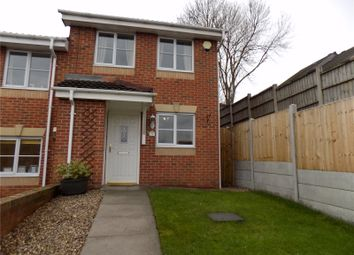 Thumbnail 2 bed property to rent in Woodbridge Close, Heanor, Derbyshire