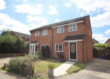 Thumbnail 3 bedroom semi-detached house for sale in Stanbridge Park, Shaw, Swindon