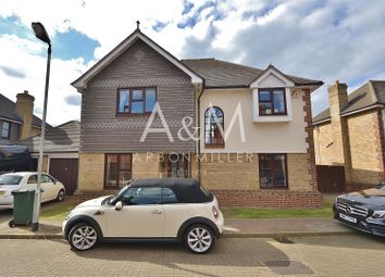 Thumbnail 4 bed property for sale in Fair Oak Place, Ilford
