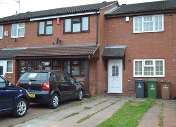 Thumbnail 3 bedroom terraced house to rent in Cobden Street, Walsall