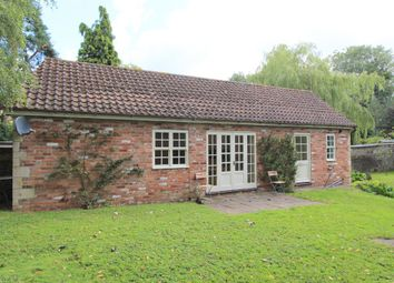 Thumbnail 1 bedroom detached bungalow to rent in Manor Lane, Barleythorpe, Oakham