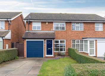 Thumbnail 3 bed semi-detached house for sale in Westbury Lane, Newport Pagnell