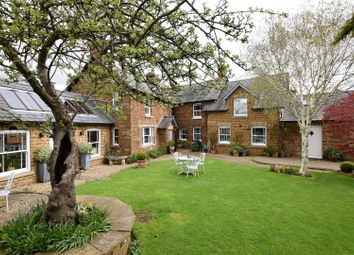 Thumbnail 4 bed detached house for sale in Cold Overton Road, Langham, Rutland