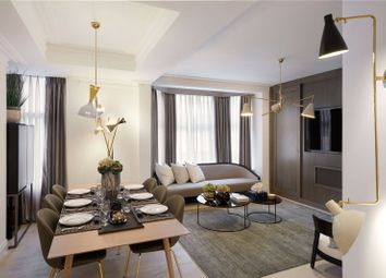 Thumbnail 3 bed flat for sale in Iverna Court, London, Kensington And Chelsea, London