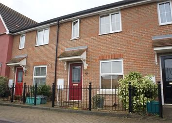 Thumbnail 2 bed terraced house to rent in Gordian Walk, Colchester, Essex.