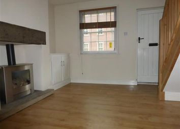 Thumbnail 1 bed terraced house to rent in Sturston Road, Ashbourne