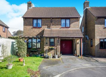 Thumbnail 3 bed detached house for sale in Turberville Road, Bere Regis, Wareham