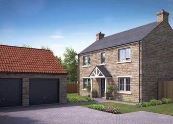 Thumbnail 4 bed detached house for sale in The Chilton (Plot 20), Wallerthwaite, Markington, Near Harrogate, North Yorkshire