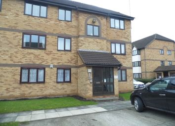 Thumbnail 1 bed flat for sale in Ainsley Close, Bush Hill Park Borders