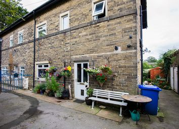 Thumbnail 3 bed terraced house for sale in Oaklands West Lane, Sutton-In-Craven, Keighley