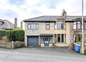 Thumbnail 5 bed semi-detached house for sale in Newchurch Road, Higher Cloughfold, Rossendale