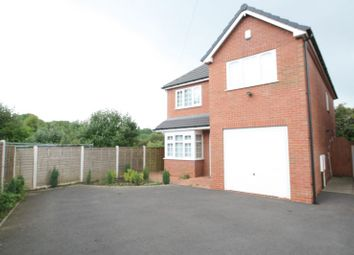 Thumbnail 4 bed detached house to rent in Hartshill Avenue, Oakengates, Telford