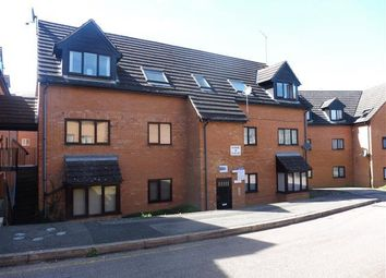 Thumbnail 1 bedroom flat to rent in Highgrove Court, Rushden