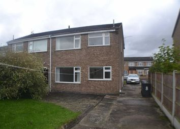 Thumbnail 3 bedroom semi-detached house for sale in Tedworth Avenue, Stenson Fields, Derby