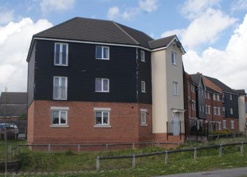 Thumbnail 2 bed flat to rent in Phoenix Way, Stowmarket