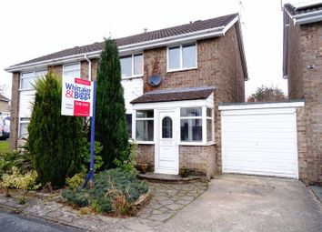 Thumbnail 3 bed semi-detached house for sale in Maidstone Close, Macclesfield