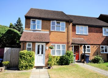 Thumbnail 3 bedroom end terrace house for sale in Elizabeth Court, Godalming