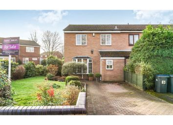 Thumbnail 3 bed end terrace house for sale in Thornby Road, Birmingham