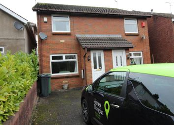 Thumbnail 3 bedroom semi-detached house to rent in Hollybush Road, Cardiff
