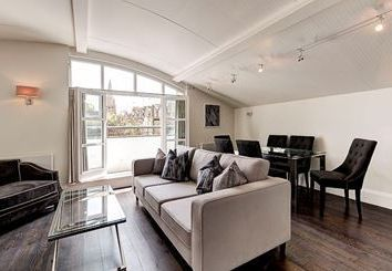Thumbnail 3 bed flat to rent in Peony Court Apartments, Fulham Road