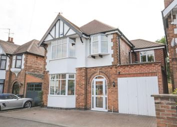 Thumbnail 4 bed detached house for sale in St Helens Road, West Bridgford, Nottingham