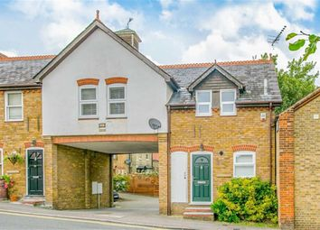 Thumbnail 2 bed end terrace house for sale in Hartham Villas, Hertford, Herts