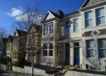 Thumbnail 3 bed terraced house to rent in Broad Park Road, Plymouth