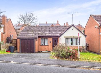 Thumbnail 3 bedroom detached bungalow for sale in Fox Road, Castle Donington, Derby
