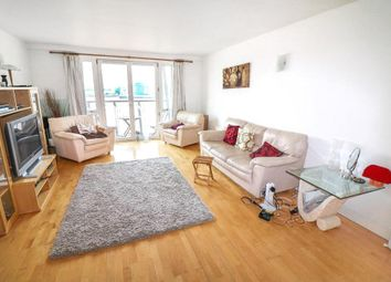 Thumbnail 2 bed flat to rent in Vanguard Building, 18 Westferry Road, Canary Wharf, London