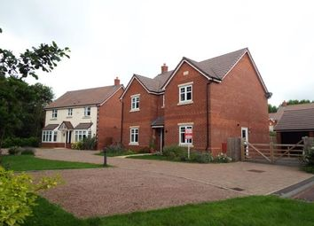 Thumbnail 4 bed detached house for sale in Radar Avenue, Malvern, Worcestershire