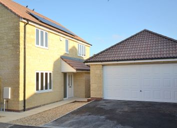 Thumbnail 4 bed detached house to rent in Collingham Close, Templecombe