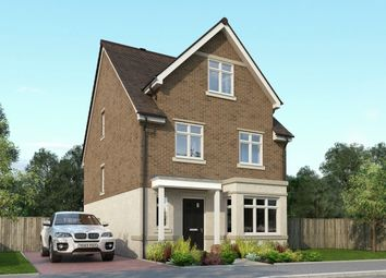 Thumbnail 5 bedroom detached house for sale in Woodlands Avenue, Woodley, Reading
