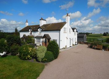Thumbnail 4 bedroom cottage for sale in Tittenley, Market Drayton