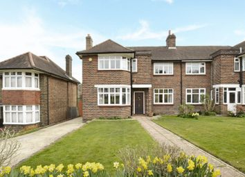 Thumbnail 3 bed semi-detached house for sale in Coombe Wood Hill, Purley