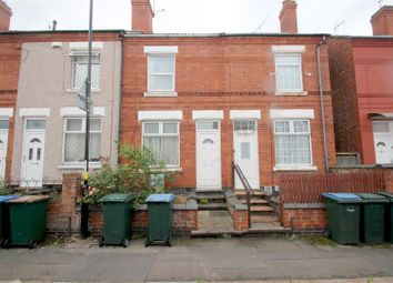 Thumbnail 2 bed terraced house for sale in Burlington Road, Stoke, Coventry