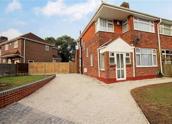 Thumbnail 3 bedroom semi-detached house to rent in Deanscroft Road, Bournemouth