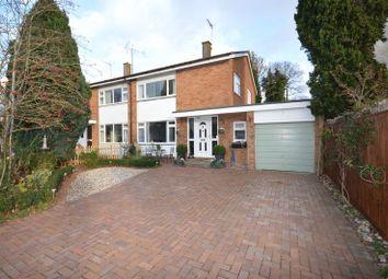 Thumbnail 3 bed semi-detached house for sale in Stokes Lane, Haddenham, Aylesbury
