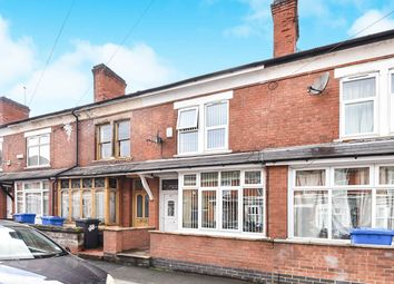 Thumbnail 3 bedroom terraced house for sale in Haddon Street, New Normanton, Derby
